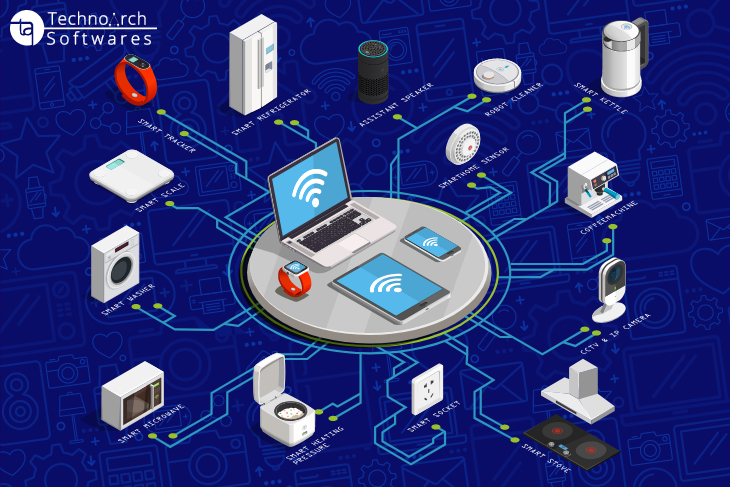 Technoarch Softwares -  Internet of Things